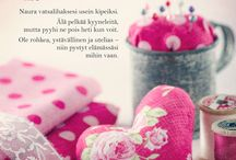 Beautiful photography and quotes in finnish / Anna-Mari West Photography