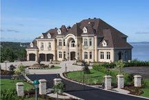 BIGHOUSESWORLD / Красивые дома, фасады
