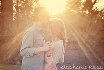 Stephanie Rose Photography / I'm a wedding and portrait photographer and have been doing this since spring of 2009. It's been an amazing journey and I've met some awesome people along the way. I made a board for my photography just to show some of my favorites from my sessions.