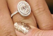 New dream ring double halo oval