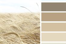 COLOR PALETTE - Beige