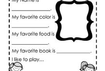 Portfolio dítěte v MŠ (Memory book preschooler)