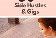 Side Hustle / Ways to make more money with a side hustle | Extra Income