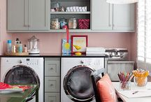 Laundry Room Storage  / by SecurCare Self Storage
