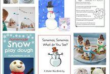 Winter Activities/Crafts