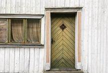 ドア  扉