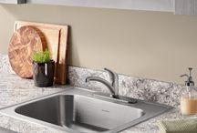 American Standard Stainless Steel Sinks