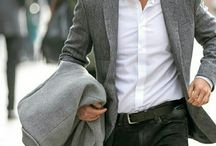 Pánská móda - obleky