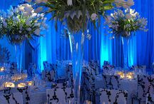 Up Lighting / Wedding Venue Up Lighting and Decoration