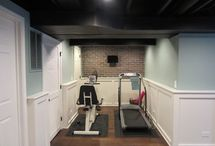 Gym/Basement