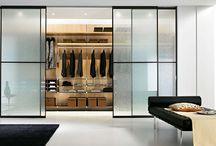 Garde-Robe (walk-in)