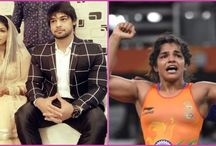Olympics, Sports, Cricket and Bollywood's comments on Sports / Weddings, Awards, Comments and Pics