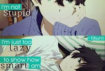 Anime quotes? :D