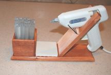 Sharon's Wood Shop Projects