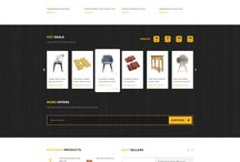 WOW - MultiStore PSD Template