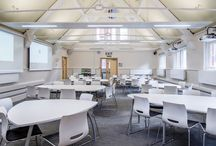 Innovative teaching spaces