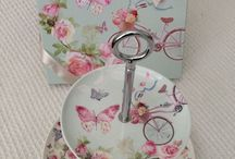 Cake Stands & Platters / We offer buyers a huge range of gifts and novelty items for all occasions.    www.facebook.com/itstartedwithagift.com.au