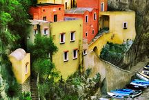 Italy / Italien / by Anke Metzger