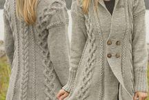 cuellos de lana mujer..!!