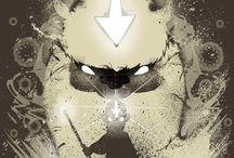 A lenda de Aang/Korra
