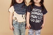 Kid's fashion AW14