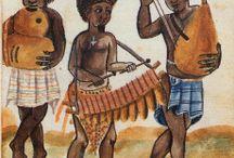 Afrodescendientes. Africanos. Raza negra. / Imágenes relacionadas con afrodescendientes, Colombia y el mundo. Africanos