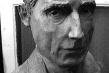 bustes musiciens par Lartigue / Bustes réalisés par sculpteur Lartigue