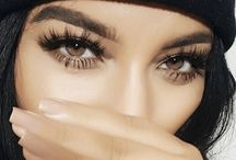 These lashes though!?