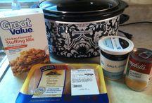 Crock Pot Recipes / by Sarah McCalmon