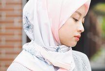 hijab capsule wardrobe inspiration / #hijab #gitasav #capsule #wardrobe #inspiration