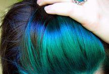 Hair  / by Tanya McCartney