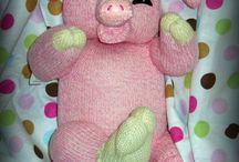 Pig stuff / by Susie McCormick