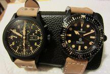 Watches / by Brian Burridge