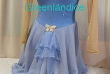 Greenlandice Store Ice Dance / Competition Ice Dance Dresses