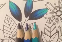 Coloring inspiration