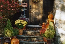 House Decor For Halloween  / by Crystal Rondeau