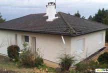 Ravalement de façade / Isolation par l'extérieur