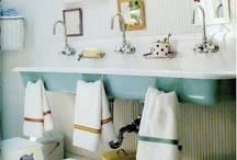 Bathroom Ideas / by Alanna Allen