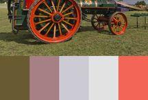 colors / vintage