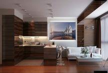 amazing under 600 square feet apartment
