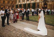 Cambridge Weddings / Photos taken at Cambridge weddings to inspire you!