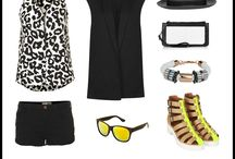 ONE DAY - ONE OUTFIT / AM MOODS do some exercise and try to find for you a good outfit every day !