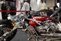 Harleysite #custombikeshowemirates #custombikes #Custom #atcycles harleydavidson #Harley #abudhabi #emirates #bikeshow