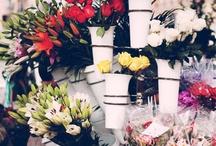 to the market / souks · street markets · street food · farmers' markets · flower markets · fresh produce