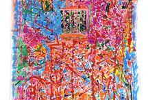 ART IN PROGRESS - NICOLE KOHN / My Painting