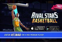 Rival star Basketball