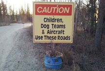 Only In Alaska / The lower 48 just wouldn't understand.