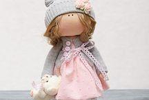 Bonecas Doll de todas artesans....