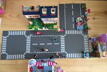 MY DAUGHTER LEGO FRIENDS CITY