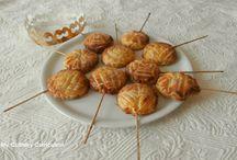 Galettes des rois - Epiphanie / J'aime la galette....